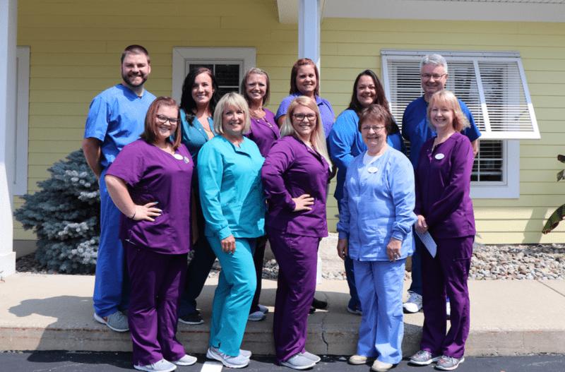 Center for Progressive Dentistry Team