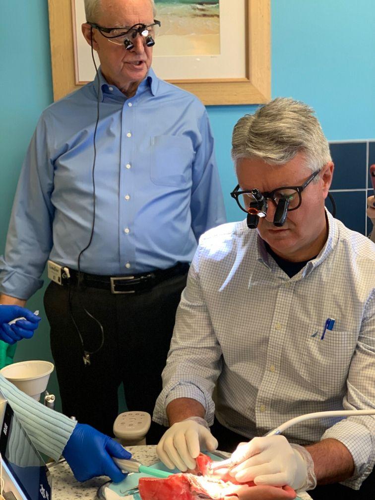 Dr. Joseph Bedich Laser Dentistry